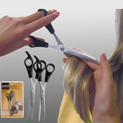 Без хороших ножиць у вас навряд чи вийде хороша стрижка