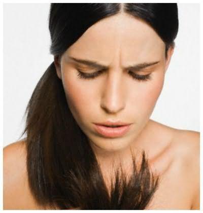 Посічені кінчики волосся - проблема кожної жінки