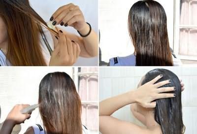 Як пофарбувати волосся з темного в світлий - правильне нанесення лимонного розчину