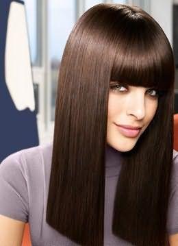 Правильно підібраний колір волосся не повинен підкреслювати недоліки зовнішності