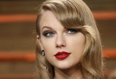 Умілі руки стиліста створили вигляд Тейлор Свіфт більш ніж привабливим