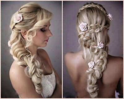 Плетіння і коси увійшли в моду весільних зачісок порівняно недавно
