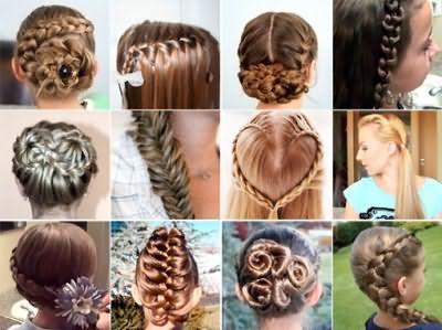 Цікаві зачіски для будь-якого торжества