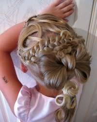 Зачіски для дівчаток в садік3