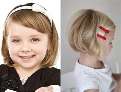 Коротке волосся