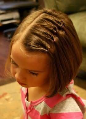 Зачіска з джгутиків