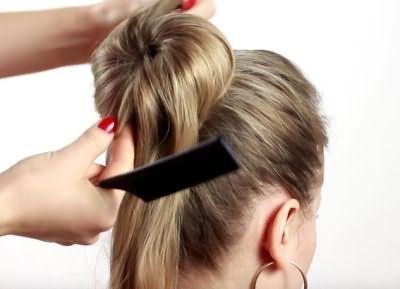 зачіски для тонких рідкого волосся своїми руками 7