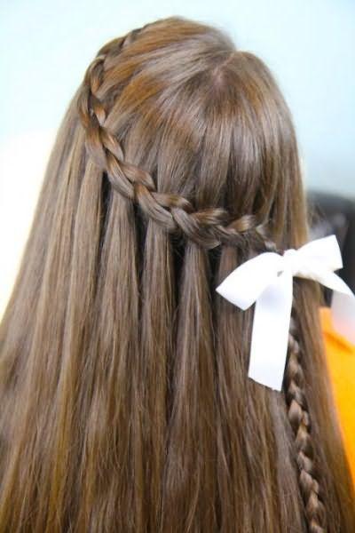 Зачіски дітям в школу