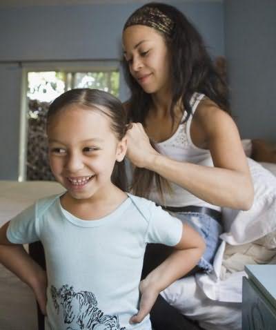 зачіски для першокласниць