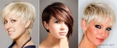 Зачіски для короткого волосся своїми руками