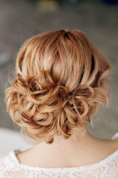 Створимо цей красивий пучок на довге волосся своїми руками.