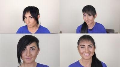 Ви можете вибрати відповідну під форму вашого обличчя модель