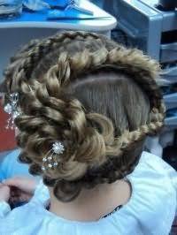 Стильна зачіска з косами