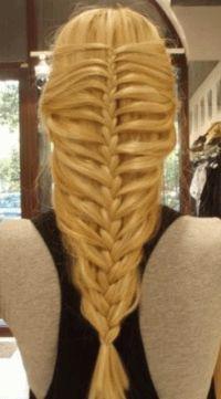 Зачіски плетіння на довге волосся фото
