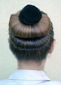Зачіски з твистером на довге волосся
