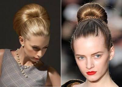 Пристосування для зачісок з довгого волосся