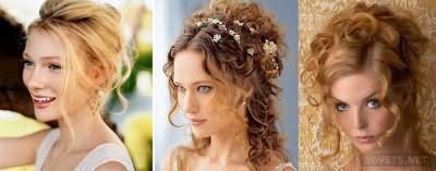Грецька зачіска на довге волосся