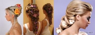 Вечірні грецькі зачіски