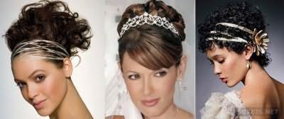 Зачіски для нареченої в грецькому стилі