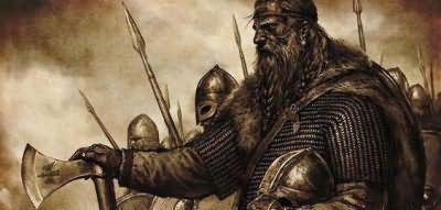 зачіски жінок вікінгів