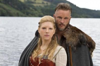 зачіски вікінгів фото
