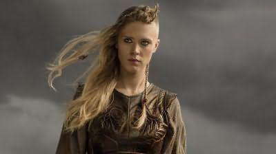 зачіски вікінгів дівчат