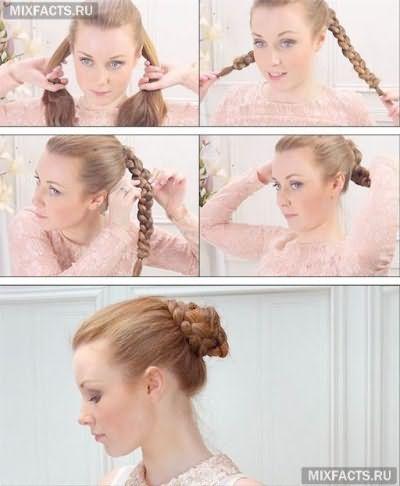 зачіска самої себе