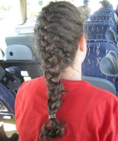 красиві легкі зачіски в школу