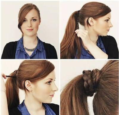 Як зробити красиву зачіску на довге волосся