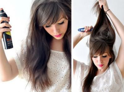 Зачіски на довге волосся розпущене кучері фото