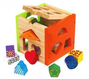 Розвиток логіки у дитини від року до трьох