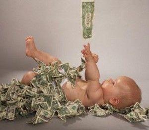 Дитина - це дорого?