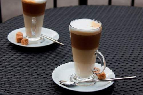 Рецепт кави латте в домашніх умовах
