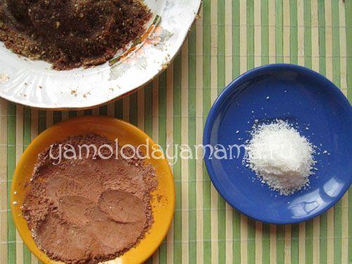 Як приготувати тістечко картопля