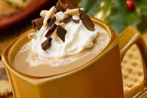 Рецепти кави з морозивом