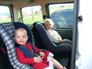 Рейтинг дитячих автокрісел