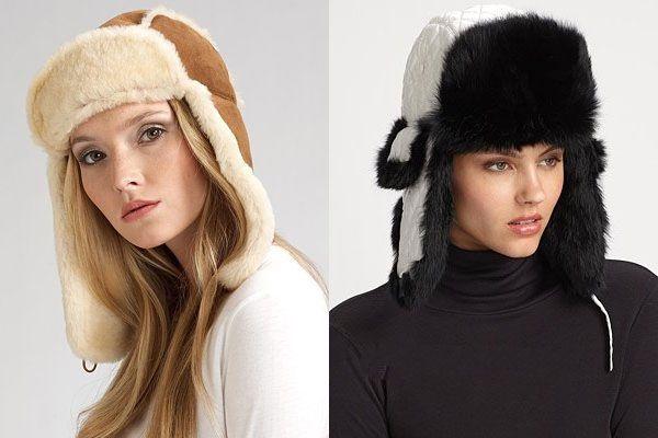 З чим носити шапку вушанку жіночу