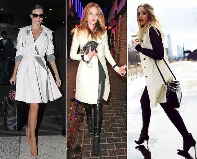 З чим носити жіноче пальто: підбираємо асессуари