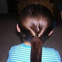 легкі зачіски в школу5
