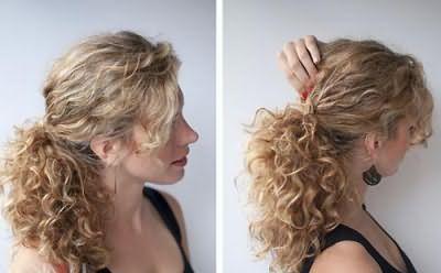 Як зробити швидко зачіску на довге волосся