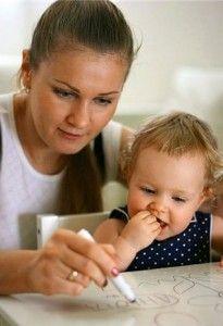Сенсорний розвиток дитини: ігри для малюків від 1 до 3 років