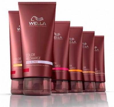 Відтіночний шампунь Color Recharge від Wella
