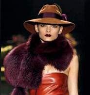 Шапки для модниць осінь-зима 2011-2012