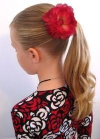 шкільні зачіски 4