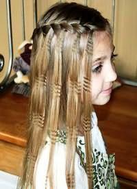 шкільні зачіски 7