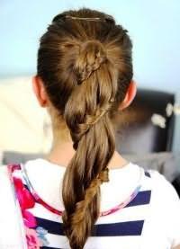 шкільні зачіски 12