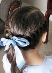 шкільні зачіски 2