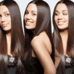 Сяюче пишність: ламінування кучерявого волосся