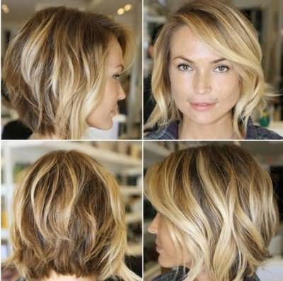 омбре на світло русяве волосся