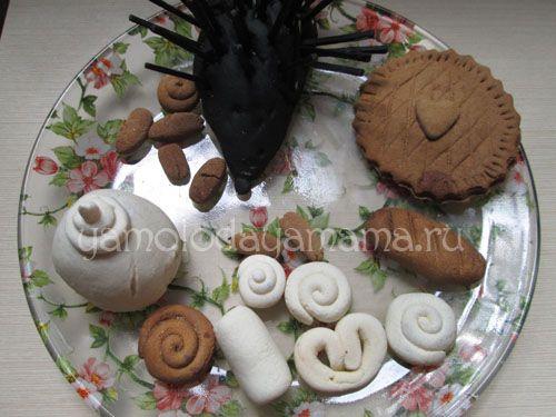 Наші вироби із солоного тіста